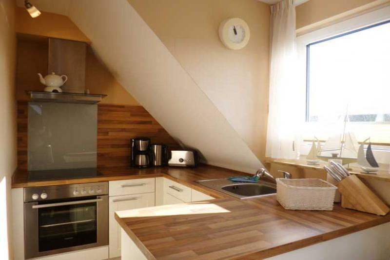 Kleine dachgeschoss kuche einrichten 2